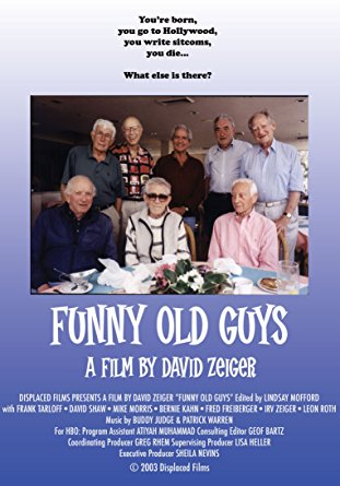 Funny Old Guys Film